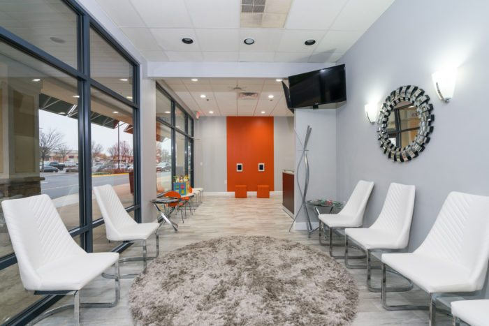 Manassas Smiles Office Interior View