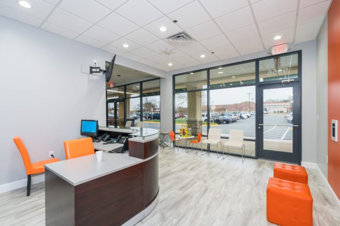Manassas Smiles Interior Office View